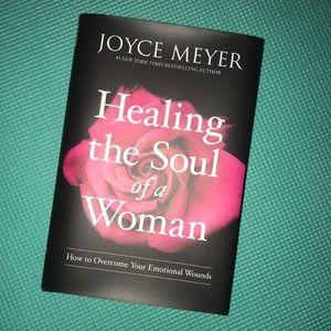 Healing the soul of a women by Joyce Meyer